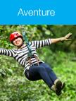 Activités d'aventure